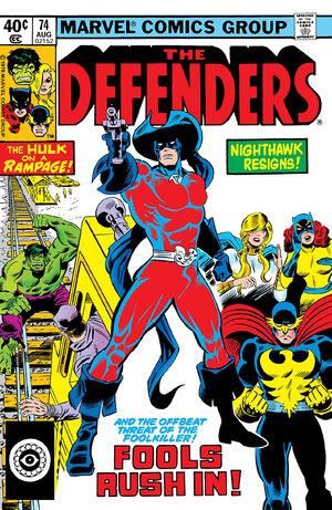 Defenders Vol 1 74