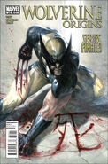 Wolverine Origins Vol 1 50