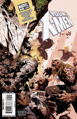 Young X-Men Vol 1 9