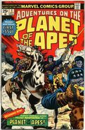 Adventures on the Planet of the Apes Vol 1 1