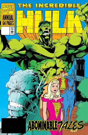 Incredible Hulk Annual Vol 1 20