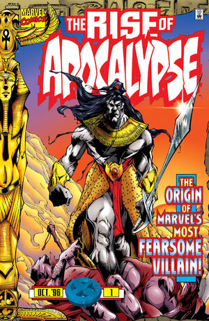 Rise of Apocalypse Vol 1 1