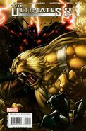 Ultimates 3 Vol 1 1 Villains Variant