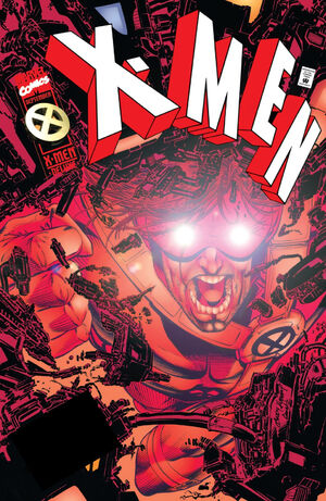 X-Men Vol 2 44