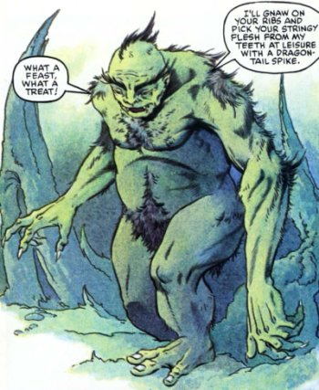 Asgardian Ogre from Marvel Graphic Novel Vol 1 15 0001