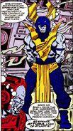 Attuma (Earth-616) fourth armor from Alpha Flight Vol 1 33