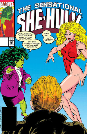 Sensational She-Hulk Vol 1 49