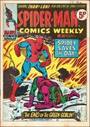 Spider-Man Comics Weekly Vol 1 34