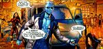 X-Treme Sanctions Executive (Earth-41001) from X-Men The End Vol 1 3 0001