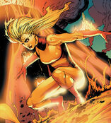 Amara Aquilla (Earth-616) from X-Men The 198 Vol 1 1 0001