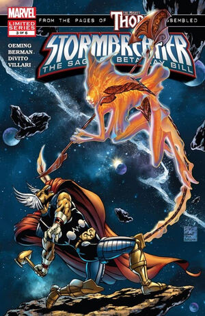 Stormbreaker The Saga of Beta Ray Bill Vol 1 3