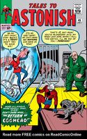Tales to Astonish Vol 1 45