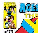 Uncanny X-Men Vol 1 378