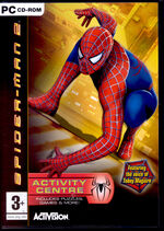 Spider-Man Activity Center