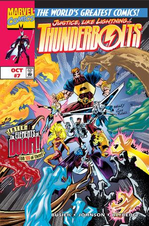 Thunderbolts Vol 1 7