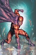 X-Men Legacy Vol 1 259 Marvel Comics 50th Anniversary Variant Textless