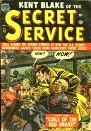 Kent Blake of the Secret Service Vol 1 13