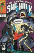 Sensational She-Hulk Vol 1 27