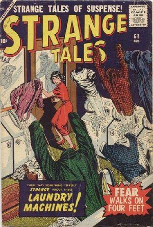 Strange Tales Vol 1 61