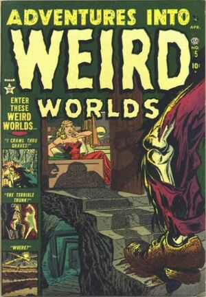 Adventures into Weird Worlds Vol 1 5