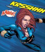 Natalia Romanova (Earth-11131) from M.O.D.O.K. Assassin Vol 1 3 0001