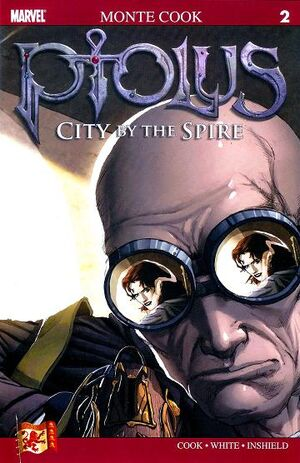 Ptolus City by the Spire Vol 1 2