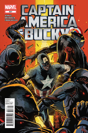 Captain America and Bucky Vol 1 627