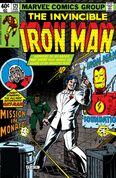 Iron Man Vol 1 125