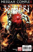 Uncanny X-Men Vol 1 493 Variant Cheung