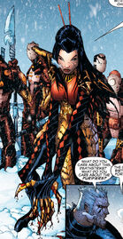Yuriko Oyama (Earth-616) from New X-Men Vol 2 45 0001