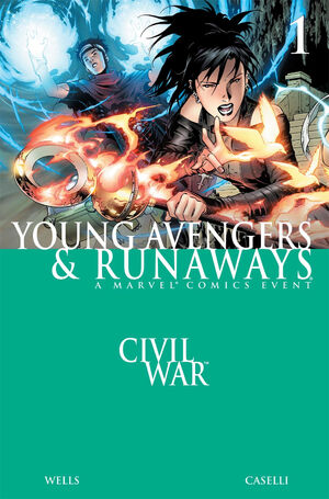 Civil War Young Avengers and Runaways Vol 1 1