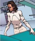 Cecilia Reyes (Earth-BWXP) from X-Tinction Agenda Vol 1 2 001