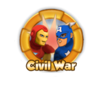 Civil War (Super Hero Squad) from Marvel Super Hero Squad Online 001