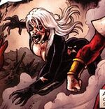Felicia Hardy (Earth-2149) from Marvel Zombies Vs. Army of Darkness Vol 1 4