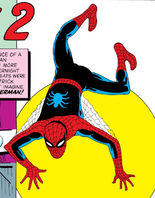 Peter Parker (Earth-616) first television appearance from Amazing Fantasy Vol 1 15