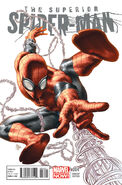 Superior Spider-Man Vol 1 4 Mike Deodato Variant