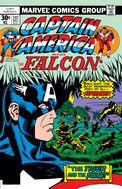 Captain America Vol 1 207