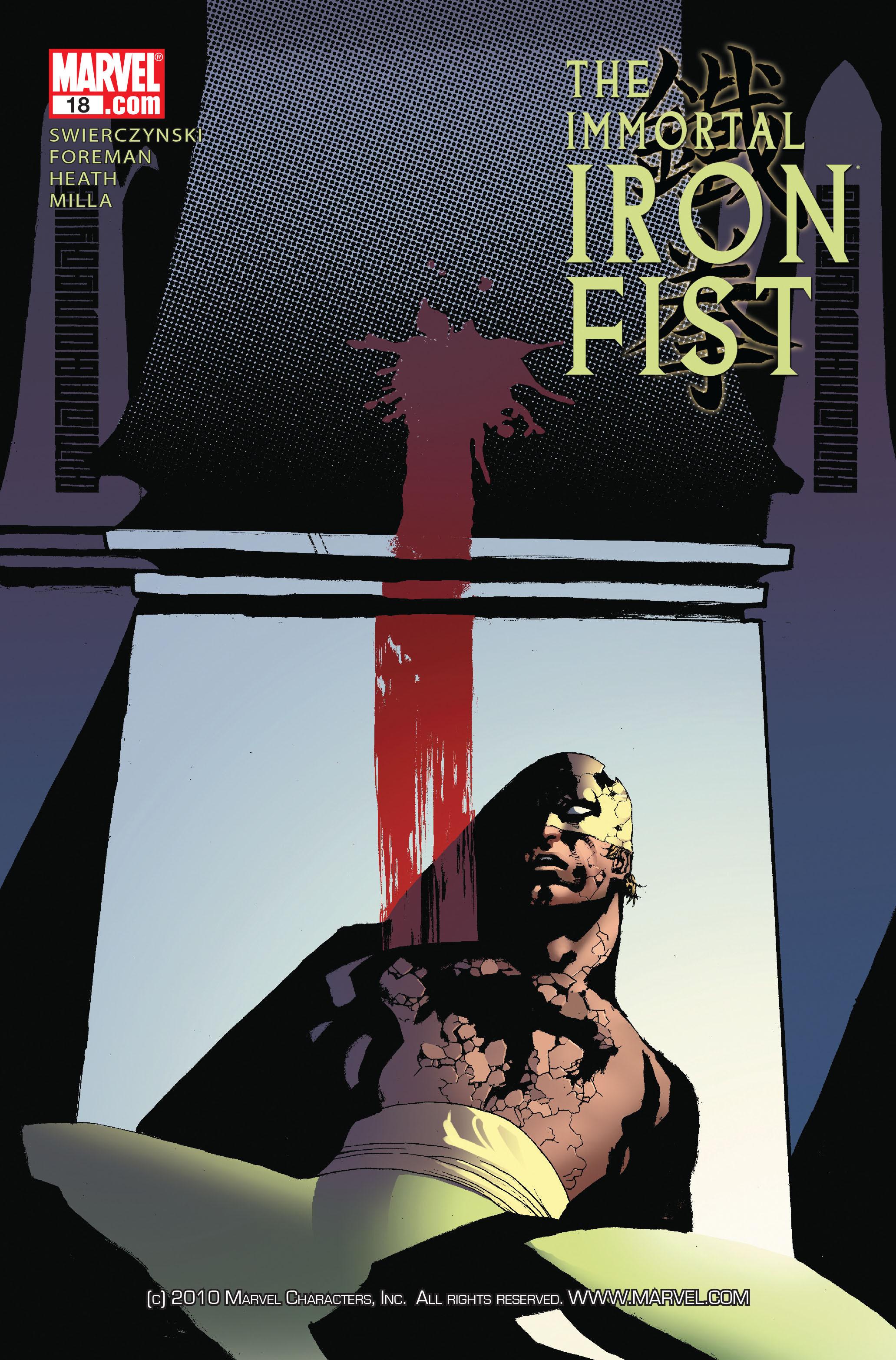 5 fist immortal iron