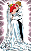 Madelyne Pryor (Earth-616) and Scott Summers (Earth-616) from Uncanny X-Men Vol 1 175 001
