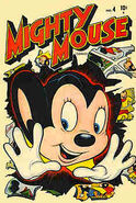 Mighty Mouse Comics Vol 1 4