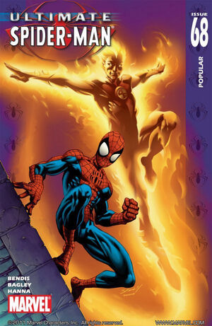 Ultimate Spider-Man Vol 1 68