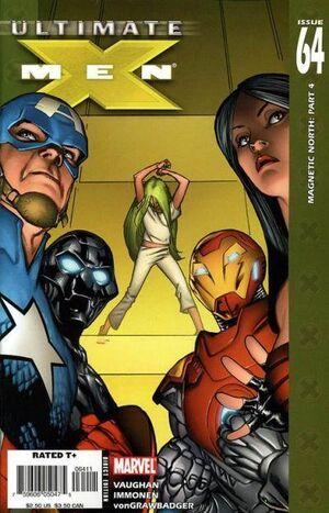 Ultimate X-Men Vol 1 64