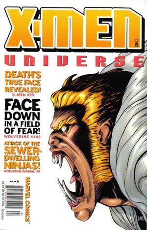 X-Men Universe Vol 1 4