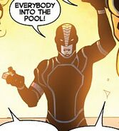 Frank Payne (Earth-616) from Avengers Undercover Vol 1 6 002
