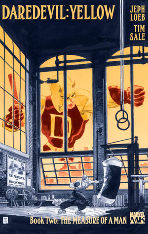 Daredevil Yellow Vol 1 2