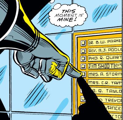 Doctor Doom's Armor, James Shooter, Victor von Doom (Earth-616) from Fantastic Four Vol 1 318