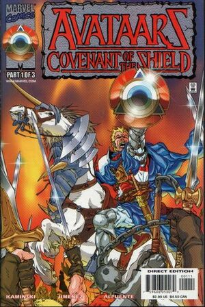 Avataars Covenant of the Shield Vol 1 1