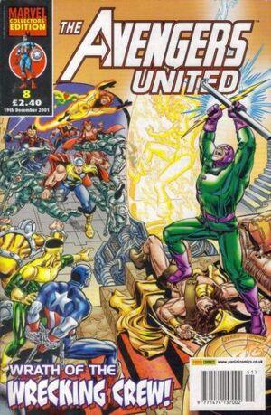 Avengers United Vol 1 8