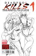 Deadpool Kills the Marvel Universe Vol 1 1 2nd Printing Variant