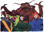 People's Defense Force (Earth-616) from Gamer's Handbook of the Marvel Universe Vol 5 001